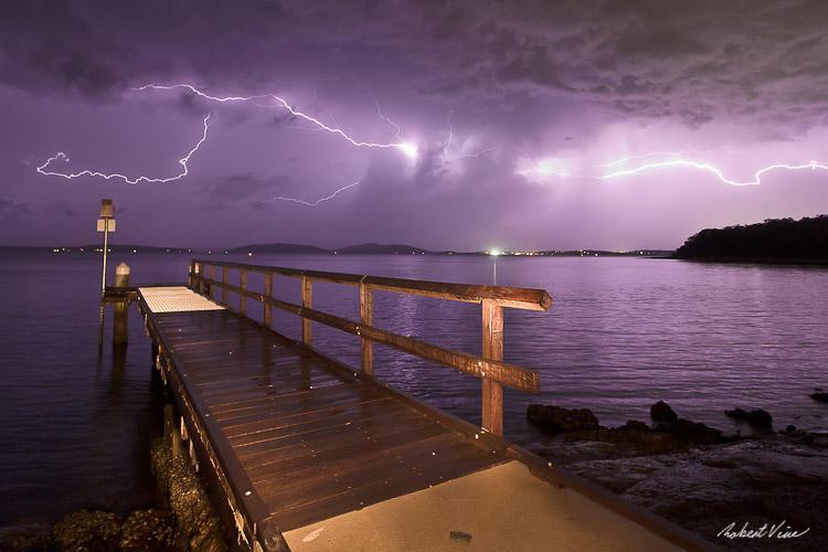 Mallabula Storm by robertvine