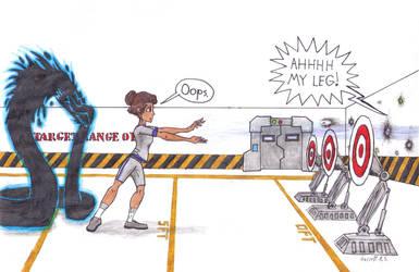 Target Practice by tonystardreamer