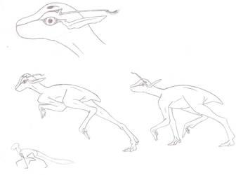 Saturday Sketches 07 by tonystardreamer