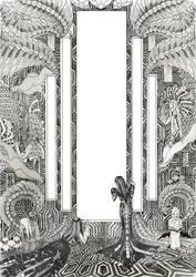 Gatekeepers by Tafelvainhykaky