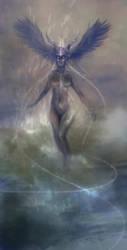 celestial being by ryokogirle