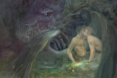 fanart - angels wild by ryokogirle