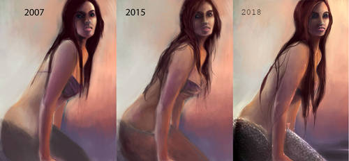 Progress Maybe? by ryokogirle