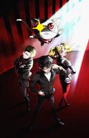 Persona 5! by KrisRix