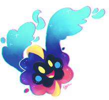 Cosmog! by Lilydew