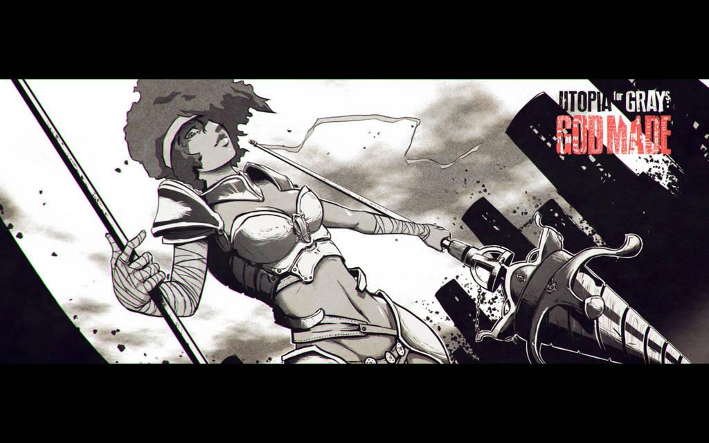 GOD MADE: BUFFALO by MegyeriMano
