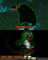 Duraalvodrem,The Cursed Dragon by GeneralGreaseMonkey