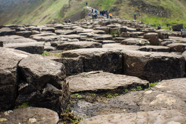 Giant's Causeway by Rad-Puppeteer