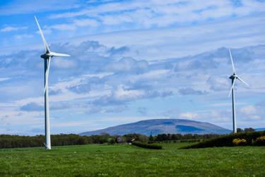 Wind Turbines by Rad-Puppeteer
