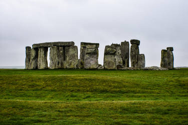 Stonehenge by Rad-Puppeteer