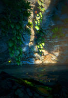 A grotto final by Linolafett