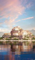 Citadel by Linolafett