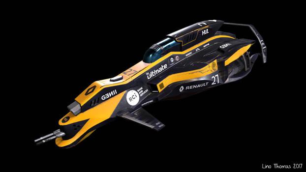 Renault sports 2080 by Linolafett