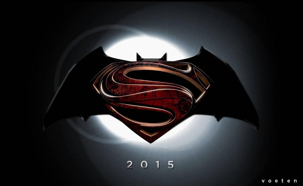 Superman/Batman Film Logo by voeten