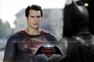 Superman/Batman quick maip by voeten