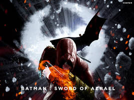 Batman : Sword of Azrael by voeten
