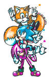 SONIC: Sonic Mania! by Juricha