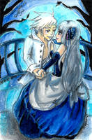 VALENTINE'S SPECIAL: Gwendolyn and Oswald by Juricha