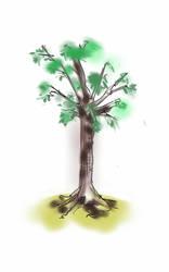 mini tree by PArk68k
