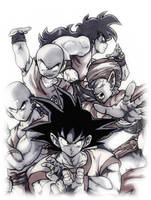 Dragon Ball by teran80