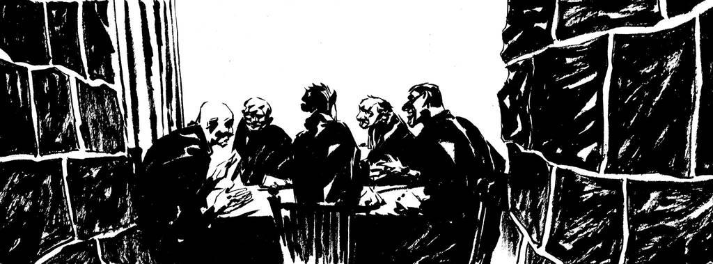 Mafia-Treffen-Kneipe by DerSittenstrolch