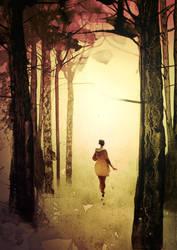 Wald by DerSittenstrolch