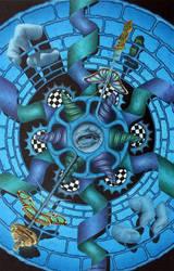 FlutterClock by redeye-art