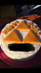 Birthday cake by TheWilddragongirl