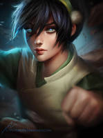 Toph by Loputon