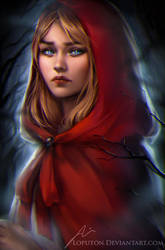Red Riding Hood by Loputon