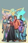 Runaways by atombasher
