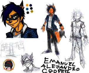 SC: Emanuel Alejandro Cooper by MessedUpEssy