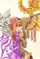 Lolita vs Steampunk by Nekkohime