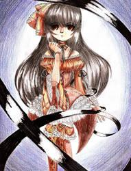 Rozen Maiden OC: Lisa by Nekkohime