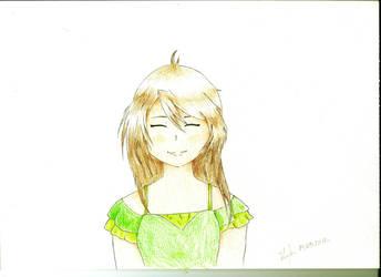 zielono mi by Kropka-chan