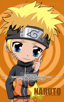 Naruto Collection2: Naruto-kun by SkyeGuardian