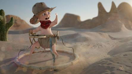 Billy the kid by MadlegBadleg