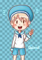 APH: Sealand says Hi by coriyu