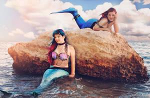 The Mermaids by HoroVonKaida