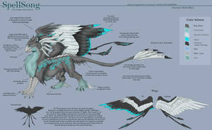 The Gryphon Lords - SpellSong by Ulario