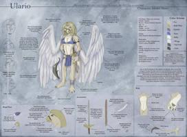 Ulario Character Sheet v3 by Ulario