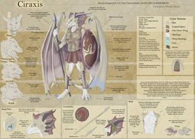 Ciraxis - Character Sheet by Ulario