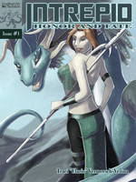 Intrepid Issue 1 - Cover by Ulario