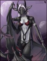 Mistress of Shadows by Ulario