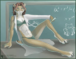 Anthro Calender Project - June 2013 by Ulario