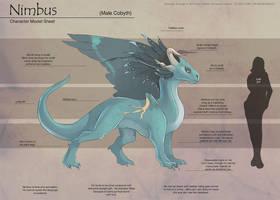 Nimbus - Character Sheet by Ulario