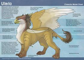 Ulario - Character Reimagining by Ulario