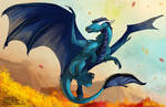 [Fantasy Xchange]  I'm a Leaf on the Wind... by Ulario
