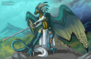 [Creature Exchange]  Thunder Dragon by Ulario