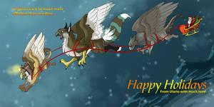 Happy Holidays from Ulario! by Ulario